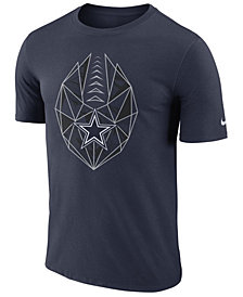Nike Dallas Cowboys Football Icon T-Shirt, Big Boys (8-20)
