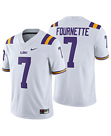 Nike Men's Leonard Fournette LSU Tigers layer Game Jersey