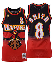 Mitchell & Ness Men's Steve Smith Atlanta Hawks Hardwood Classic Swingman Jersey