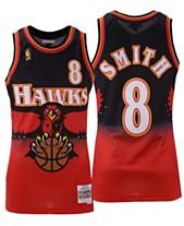 83b62b54c89 Mitchell   Ness Men s Steve Smith Atlanta Hawks Hardwood Classic Swingman  Jersey