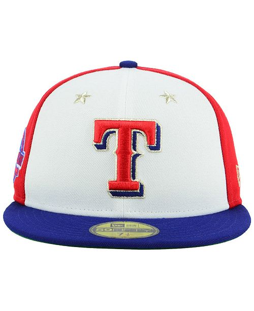 new york c1ef3 35441 ... france new era texas rangers all star game patch 59fifty fitted cap  sports fan shop by