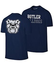 Men's Butler Bulldogs Team Stacked Dual Blend T-Shirt