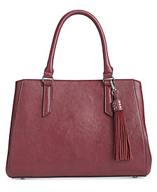 I.N.C. Oliviya Europe Satchel, Created for Macy's