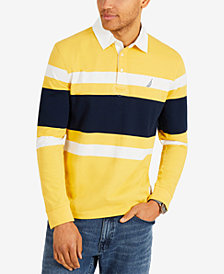 Nautica Men's Rugby Shirt
