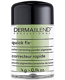 Quick Fix Color-Correcting Powder Pigments, 0.14-oz.