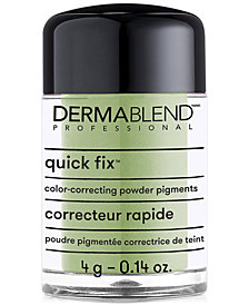 Dermablend Quick Fix Color-Correcting Powder Pigments, 0.14-oz.