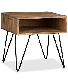 Mardel End Side Table, Quick Ship