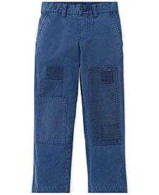 Polo Ralph Lauren Toddler Boys Distressed Cotton Twill Pants