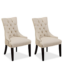 Marais Dining Parsons Chairs, Set of 2