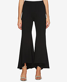 CeCe Flared Pull-On Pants