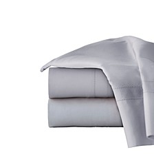 Solid 4-Pc. Queen Sheet Set, 620 Thread Count Cotton
