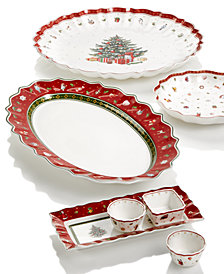 Villeroy & Boch Toy's Delight Serveware Collection