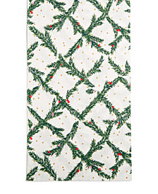 kate spade new york Pine Needles Runner