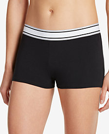 Jockey Women's Retro Striped Shorts 2255, also available in extended sizes
