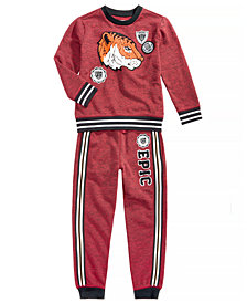 Epic Threads Little Boys Sweatshirt & Jogger Pants, Created for Macy's