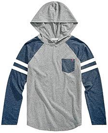Epic Threads Big Boys Raglan-Sleeve Hoodie, Created for Macy's