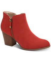 Style   Co Masrinaa Ankle Booties 9d768e317bcb