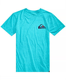 Quiksilver Big Boys Logo-Print T-Shirt
