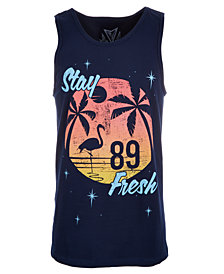 Men's Stay Fresh Graphic Tank Top