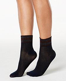 I.N.C. Varsity-Stripe Socks, Created for Macy's
