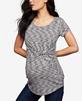 Tops Maternity Clothes For The Stylish Mom - Macy s 99ed5a4ee