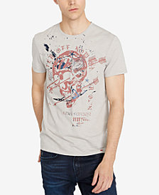 Buffalo David Bitton Men's Tanto Graphic T-Shirt