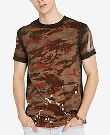 Buffalo David Bitton Men's Tocco Graphic T-Shirt