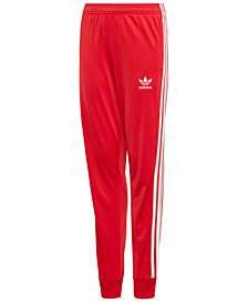 adidas Big Boys Recycled Tricot Joggers