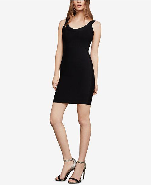 BCBGMAXAZRIA Sleeveless Bodycon Dress