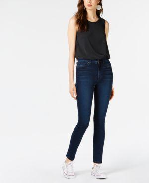 JOE'S Charlie High Waist Ankle Skinny Jeans in Bekka