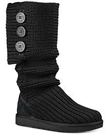 Women's Classic Cardy Boots
