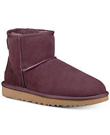 UGG® Women's Classic II Genuine Shearling-Lined Mini Boots