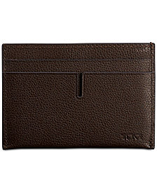 Tumi Men's Slim Leather Card Case
