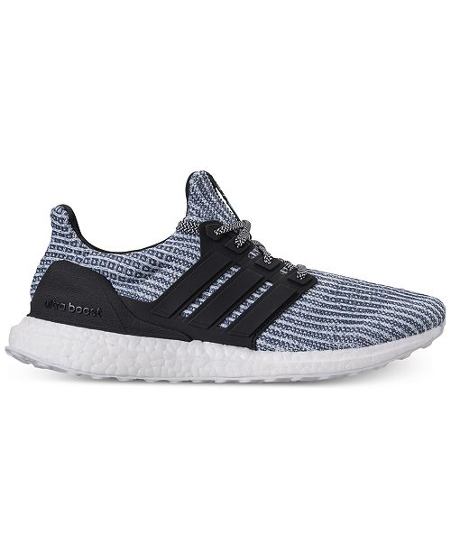 adidas Men s UltraBOOST x Parley Running Sneakers from Finish Line ... 5e115b631