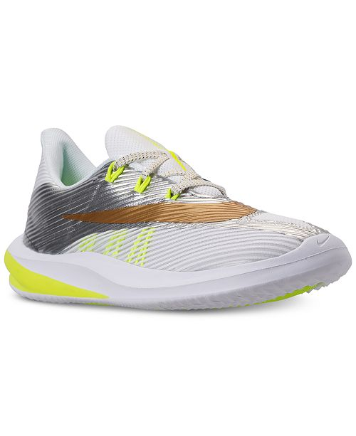 2de76665cb05 Nike Girls  Future Speed Running Sneakers from Finish Line ...