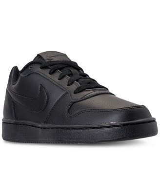 Nike Men's Ebernon Low Casual Sneakers from Finish Line