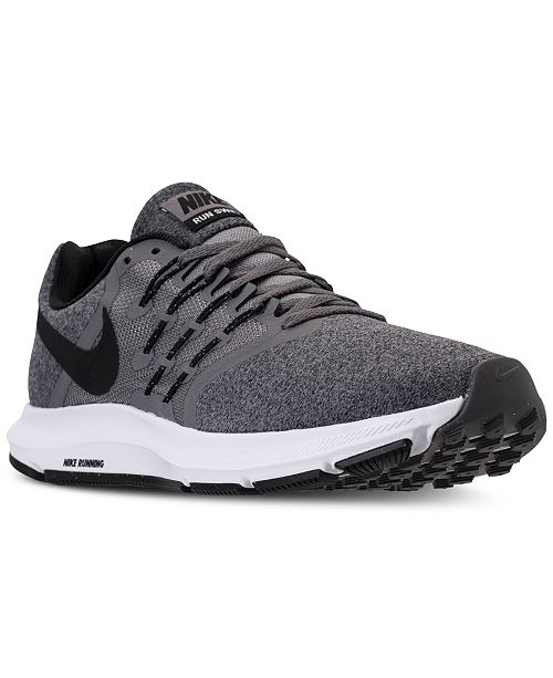 98363a2cc Nike Men s Run Swift Running Sneakers from Finish Line   Reviews ...