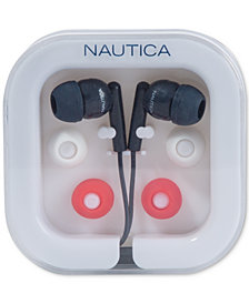 Earbuds, FREE with purchase of Nautica Uniforms