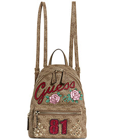 GUESS Urban Sport Signature Small Leeza Backpack