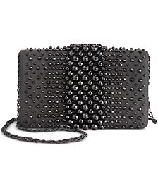 Adrianna Papell Ida Beaded Envelope Clutch