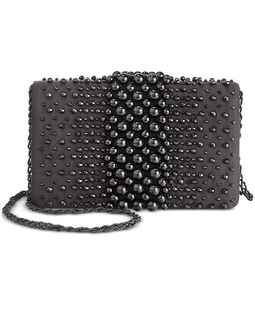 various styles best sell lower price with Ida Beaded Envelope Clutch