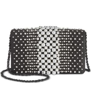 Image of Adrianna Papell Ida Beaded Envelope Clutch