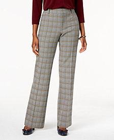 Charter Club Plaid Pants, Created for Macy's