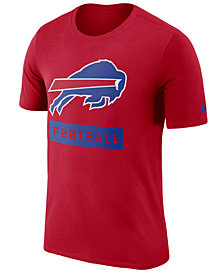 Nike Men's Buffalo Bills Legend Football Equipment T-Shirt