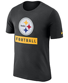 Nike Men's Pittsburgh Steelers Legend Football Equipment T-Shirt