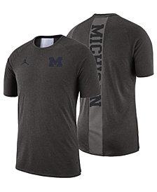 Nike Men's Michigan Wolverines Player Top T-shirt