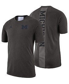 Nike Men's Michigan Wolverines Player Top T-shirt