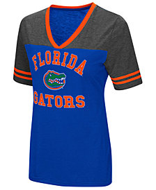 Colosseum Women's Florida Gators Whole Package T-Shirt