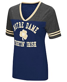 Colosseum Women's Notre Dame Fighting Irish Whole Package T-Shirt