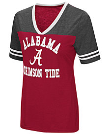 Colosseum Women's Alabama Crimson Tide Whole Package T-Shirt